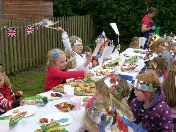 Jubilee picnic
