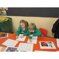 A noisy classroom is a working classroom!