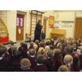 Assembly led by Barnardo's