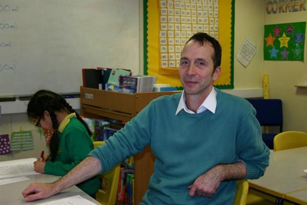 Mr P Cooke-Year 3 Teacher