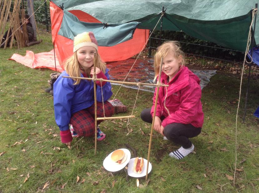 Campfires (role play)