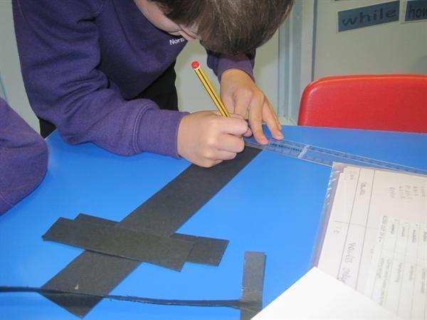 Measuring Viking swords