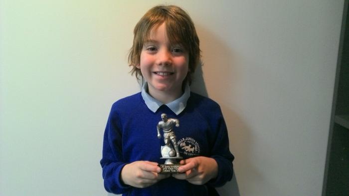 Finlay - 3GR - Football medal