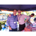 Governors at the summer fair