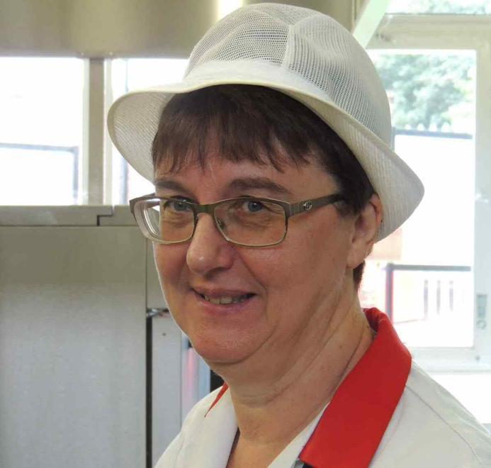 Tina Moody, Cook
