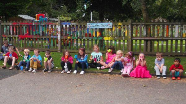 Paws & Grizzlies Summer Holiday Provision 2013