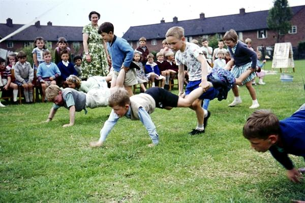 Sports Day - 1964