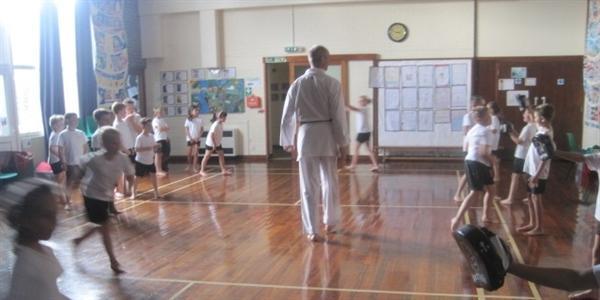 Ullswater Karate workshop (Oct 2013)