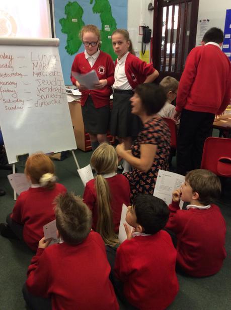 Even Mrs Rayner learnt something new!