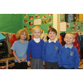 Reception Outstanding Pupils - December 2014