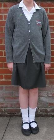 Summer Uniform Girl Yr 6
