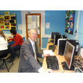 Mr Hawkins the Head Teacher