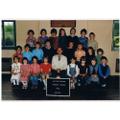 Class photograph, 1982