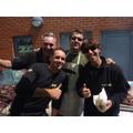BBQ team at the fair