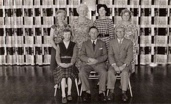 Staff 1963