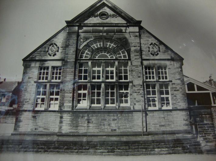 Infant School Main Building