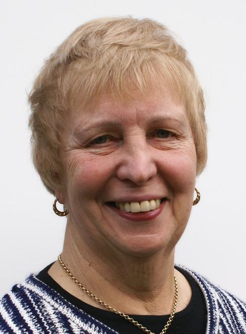 A Photo of Margaret Newstead, our Administrator
