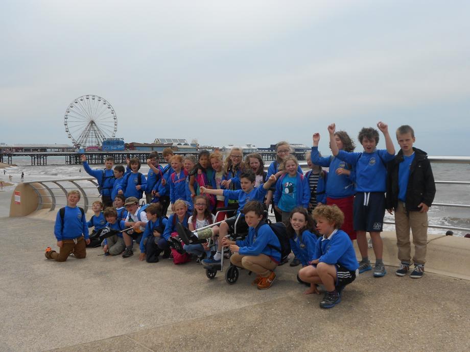 KS2 Trip to Blackpool
