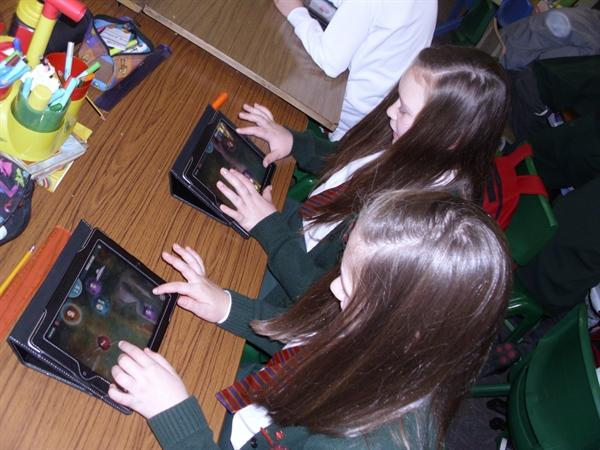 Maths Games On The Ipads - Education??