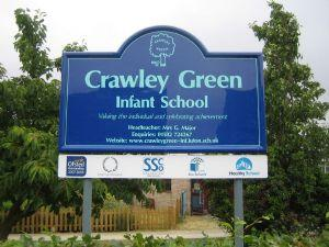 Welcome to Crawley Green!