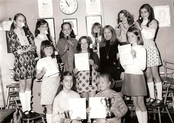 Recorder group 1974