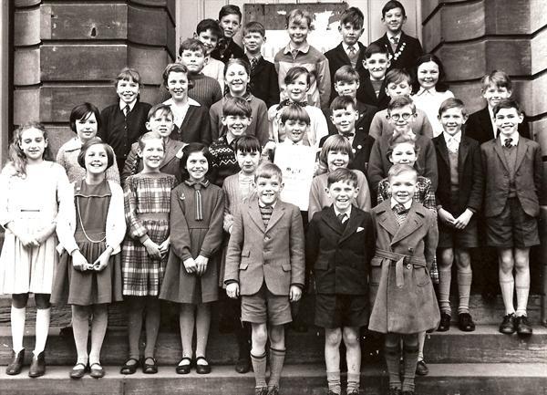 Lincoln choir festival 1963