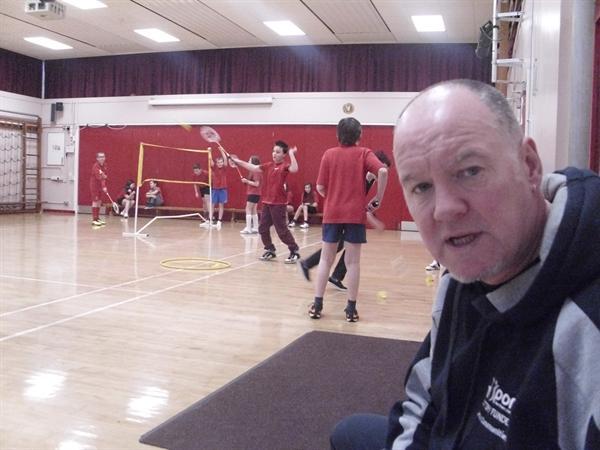 Badminton Coaching - Friday!