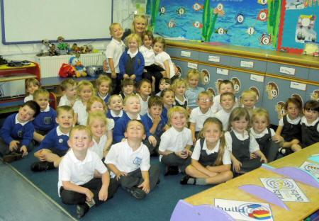 Welcome to our fantastic Reception Class 2014/2015