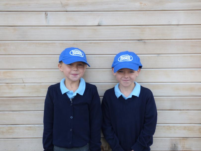 Y2 - Gracie and Ryan