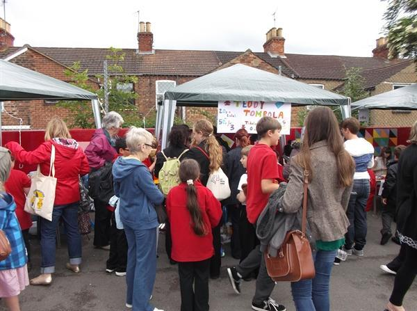 Our hugely successful Summer Fayre