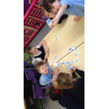 Team work - learning shapes