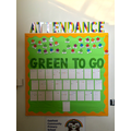 Attendance & Green to Go