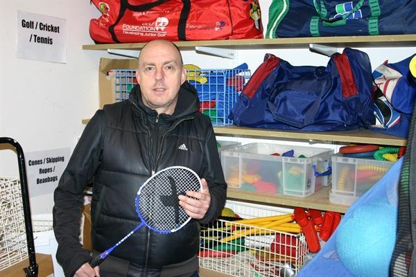 Mr J Farrell-Sports Coach