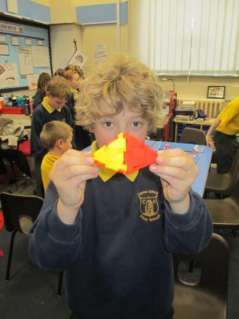 A Hesxahedron