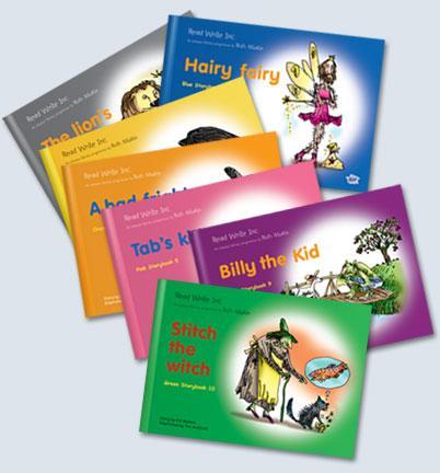 Image result for read write inc books
