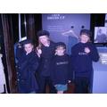 The SS Nomadic's crew