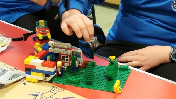 Lego Technology Club - Animation