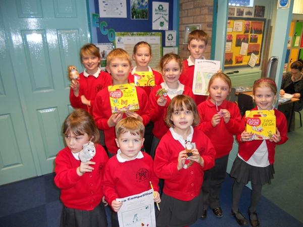 All the Eco Competition Winners!