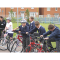 Cycling Proficiency led by parents and governors