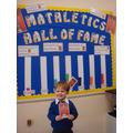 Alfie Rooney (Mathlete of the Week)