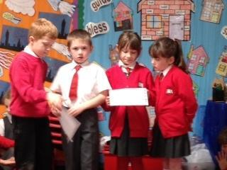 Collective Worship in Year 3