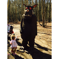 It's the Gruffalo!