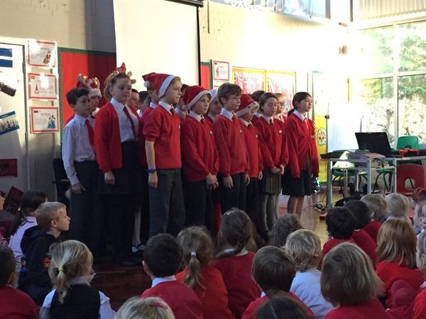 Sing for Santa