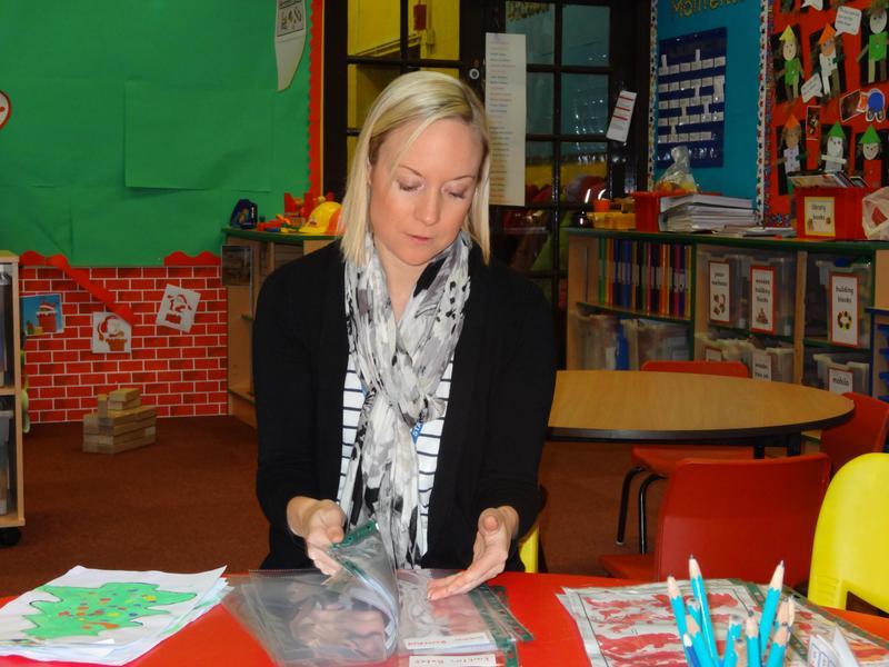 Mrs Sykes Reception