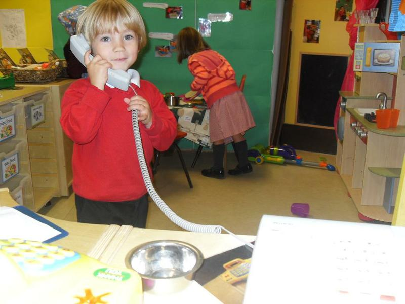 Using ICT in role play