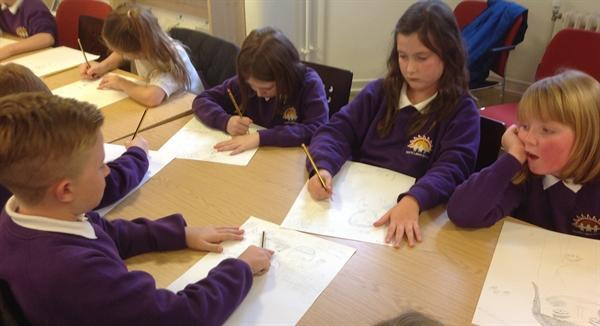NLS Big Draw with Andrew Radcliffe (Nov 13)