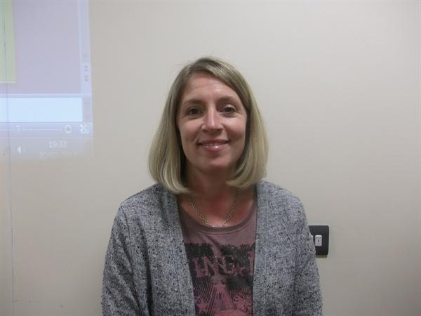 Clare Adams - Parent Governor