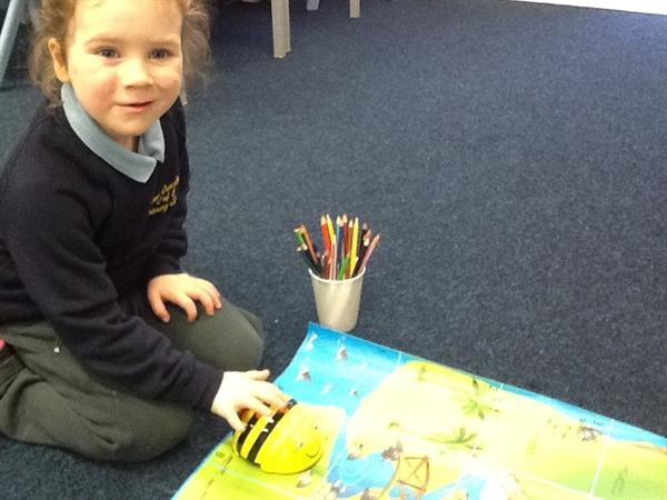 We loved using BeeBot in Numeracy!