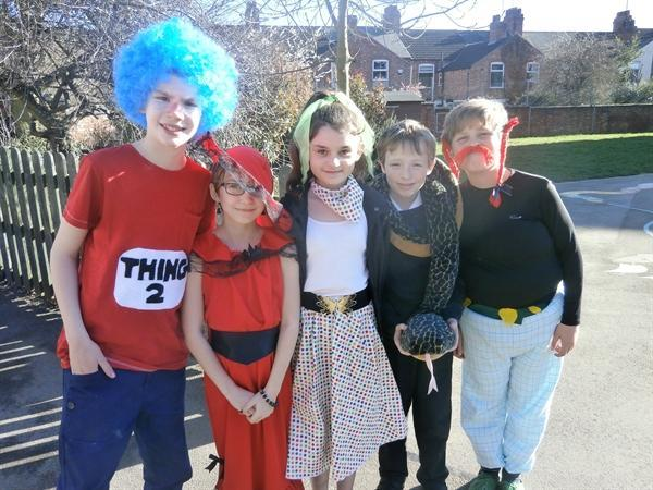 6JM/VdB on Book Character day