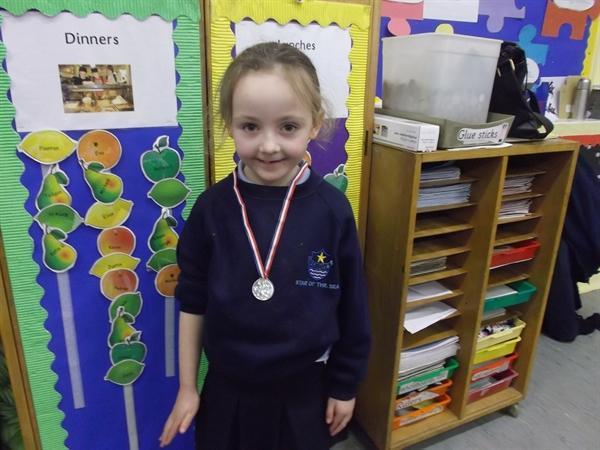Rebecca - the Girl's Winner
